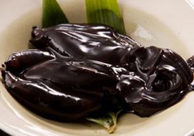 ホタルイカ黒作り
